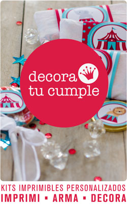Decora Tu Cumpleaños