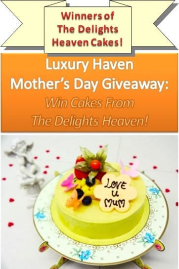 mothers day giveaway delights heaven mango cakes