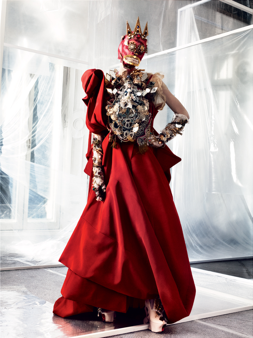 Loveisspeed john galliano returns house of maison for Galliano margiela