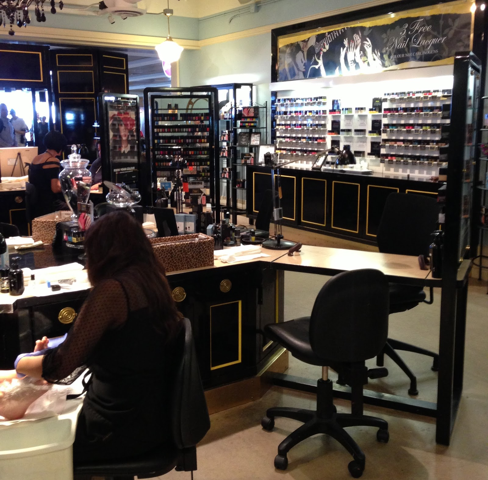 From the land of lorp butter london airport nail salon - Nail salons in london ...