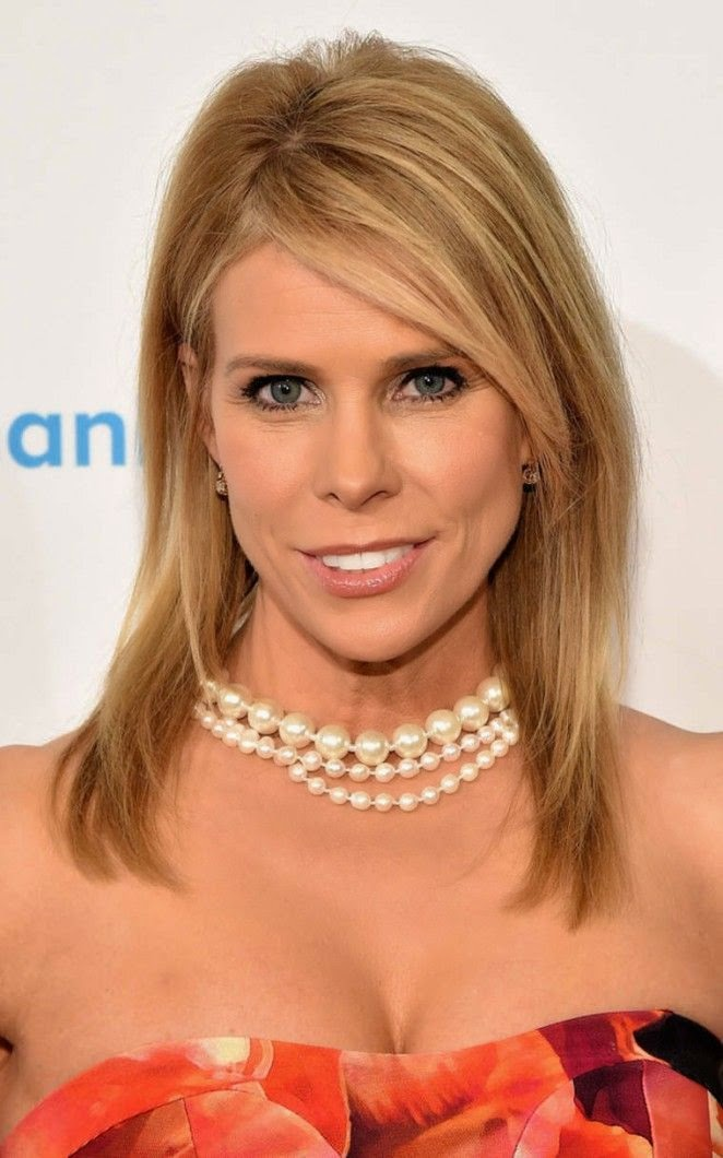 Well, technically Cheryl Hines didn not talk about it, but the publicity sharing a wonderful picture about her and husband, Robert F. Kennedy Jr.  The couple looked very compatible as they attended the RFK Ripple of Hope Gala at New York, USA on Tuesday, December 16, 2014.