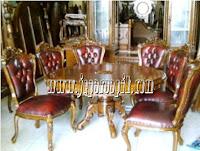 meja makan kursi ganesa
