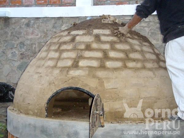 Construcci n y reparaci n horno per for Parrillas para casa de campo