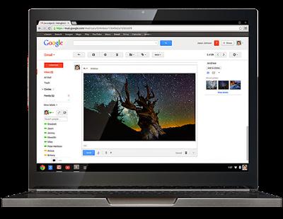 Google Chromebook Pixel PNG Image