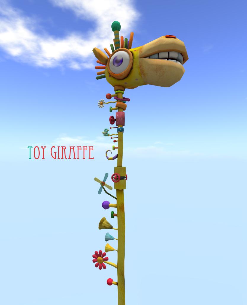 TOY GIRAFFE