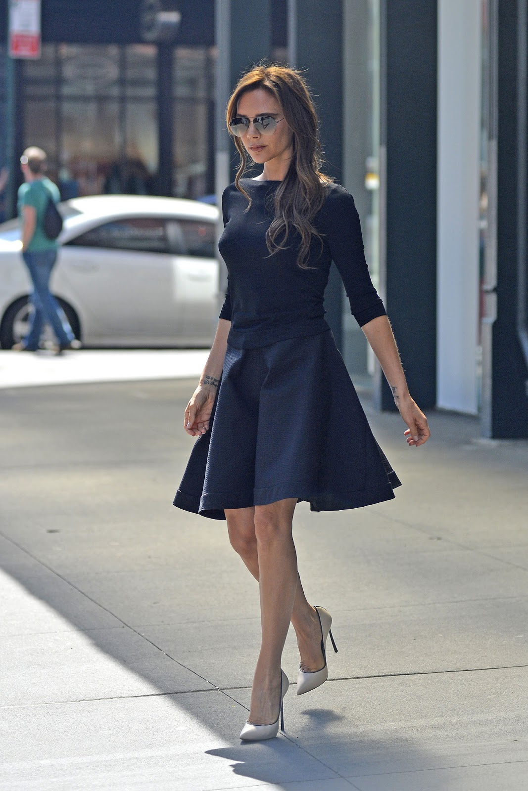 Victoria beckham skirts latest fashion 70