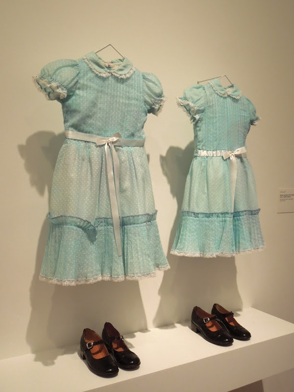 Grady sisters dresses The Shining