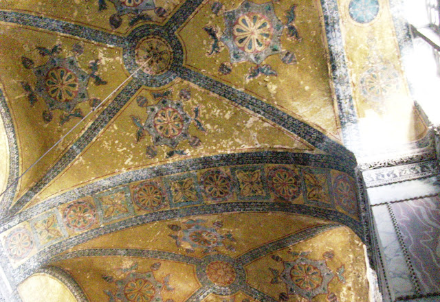 Islamic Art in Hagia Sophia