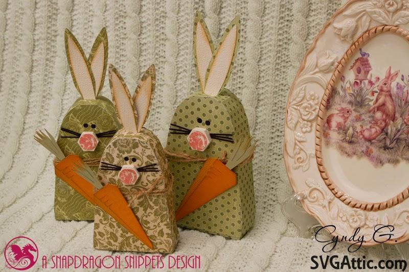 Bunny Box Family