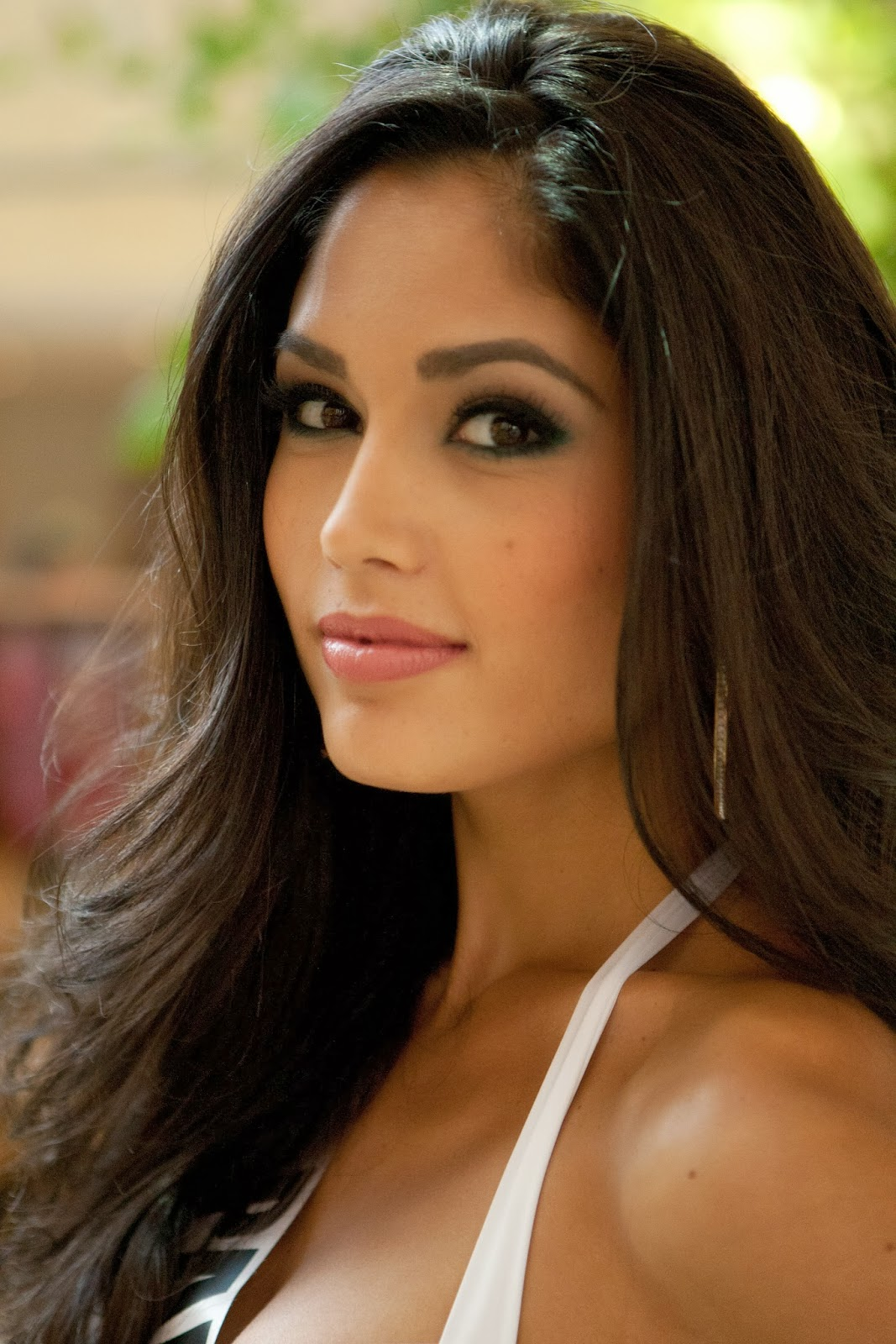 """The Perfect Miss: Patricia Rodriguez """"Miss Universe Spain ..."""
