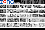 ZONG MOBILE storyboard. Posted by ANANT KENI at 9:22 AM