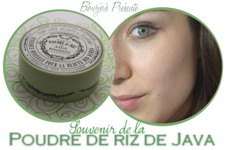 Blog beaut what a girl wants poudr e l 39 ancienne for Poudre de riz cuisine