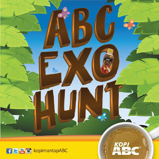Kontes Foto #ABCEXOHUNT