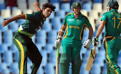 pakistan vs south africa 4th odi image