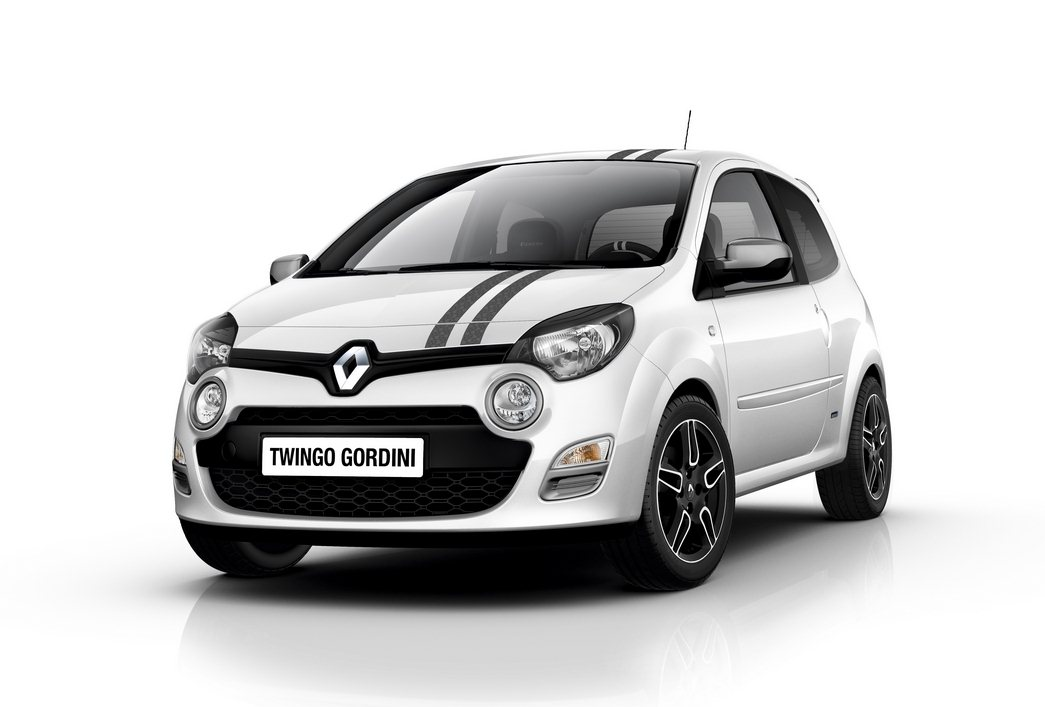 la gazette automobile renault twingo restyl e gamme. Black Bedroom Furniture Sets. Home Design Ideas