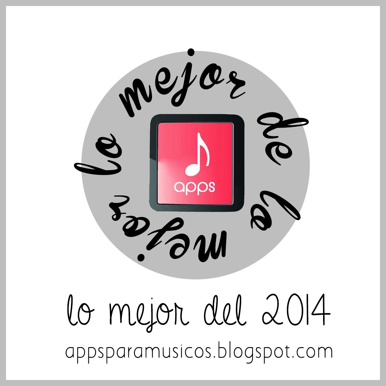 Las mejores apps del 2014