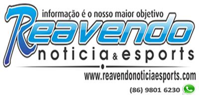 Reavendo Noticia Esports,  Notícias de Parnaíba , Piaui , Brasil , Mundo e Esporte