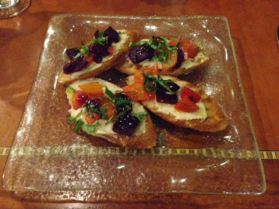 Sacramento Vegan Chef Challenge 2014 — Tower Bridge Bistro