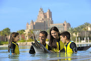 A Weekend in Dolpin Bay Dubai, Sounds Fun! (dolphin bay arabian explorers)