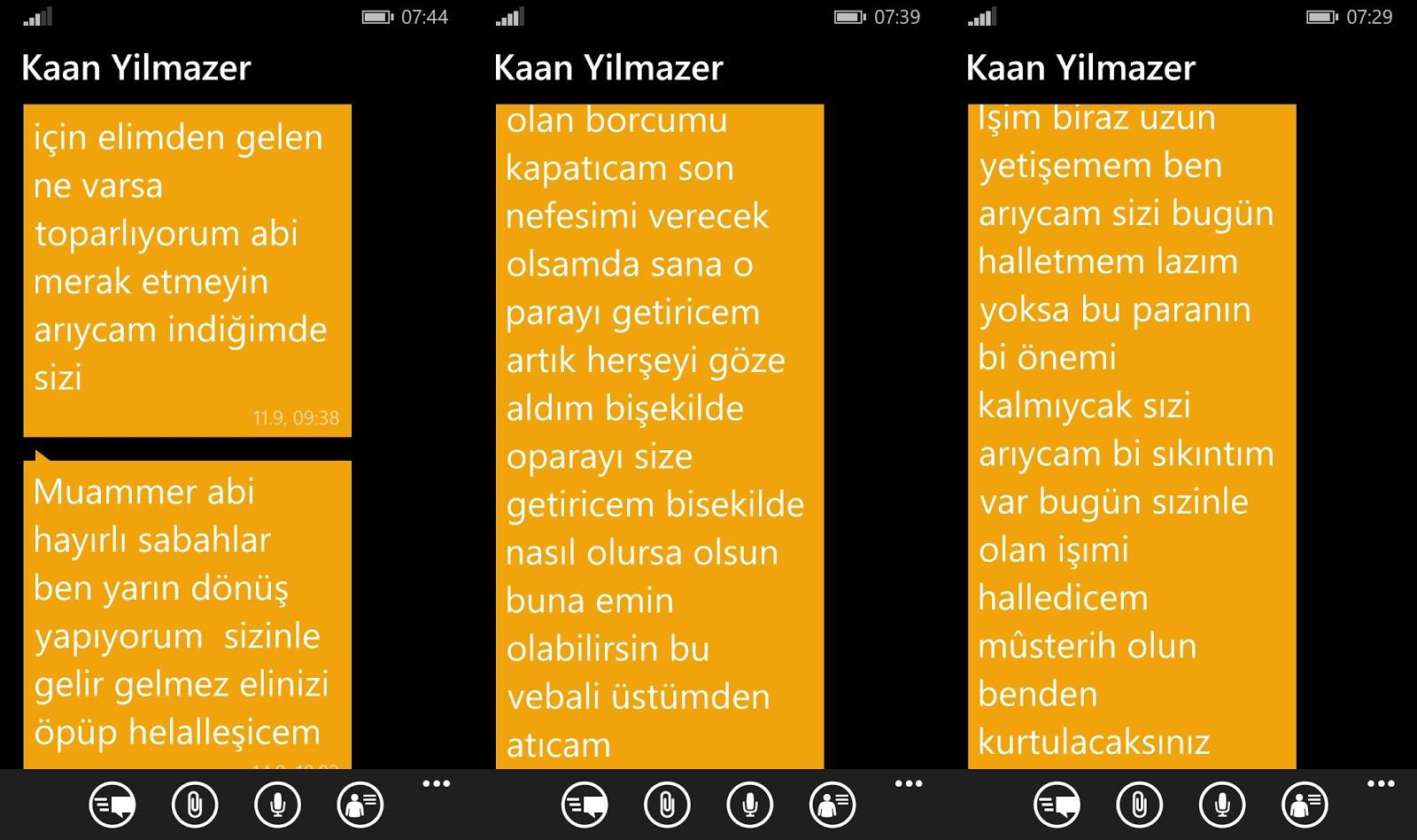 Ekran görüntüsü 1 #kaanyılmazer inbesi.