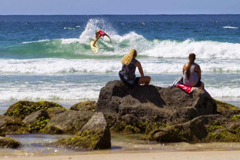 30 Roxy Pro Gold Coast 2015 Bianca Buitendag Foto WSL Kelly Cestari