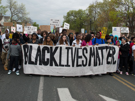 The Warn Out Conservative Playbook Used To Tear Down Black Lives Matter