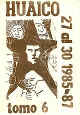 TOMO 6. Nros. 27 al 30. San Salvador de Jujuy. 1990 (28,5 x 20 cm)