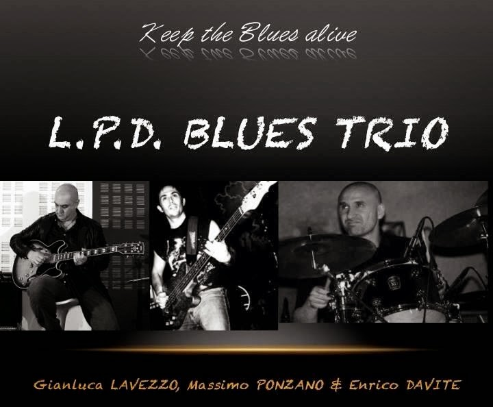 L.P.D. Blues Trio