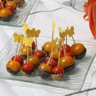 Decoracion de Tomate, Ideas para Buffets, Cocina Original