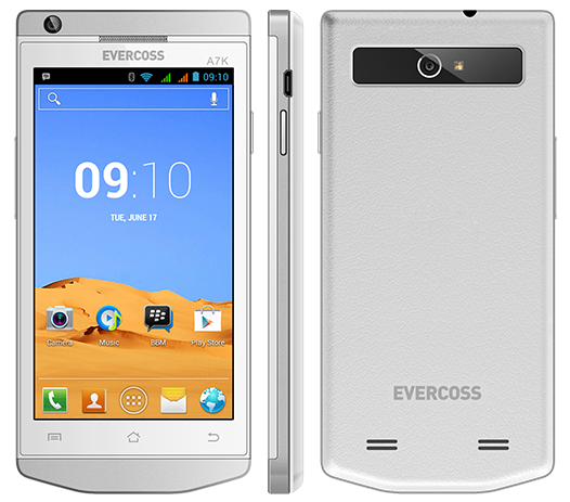 Harga HP Evercoss A7K, Ponsel Android Dibawah 1 Juta Terbaru