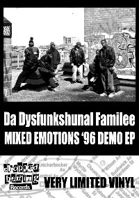 Dysfunkshunal Familee – Mixed Emotions '96 Demo EP (Vinyl) (2009) (320 kbps)