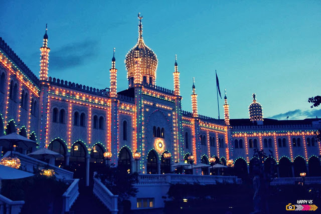 Tivoli - Copenhague