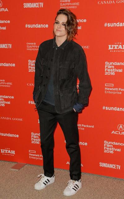 Kristen Stewart at Sundance 2016