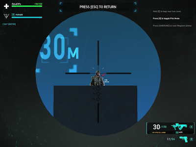 Ghost Recon Online - Accuracy 66 SMG