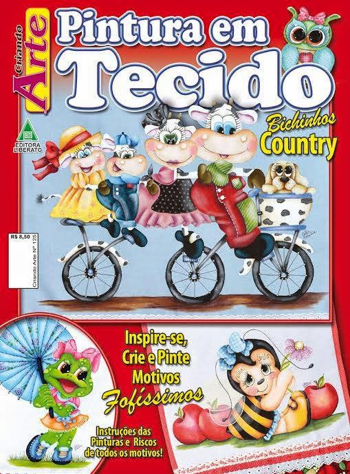 Revista Criando Arte Country 125