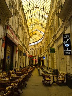 Pasajul Villacrosse (Bucarest)