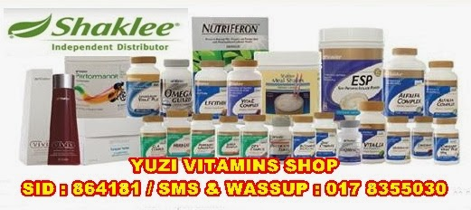 YUZI VITAMINS SHOP