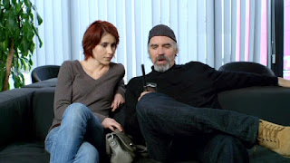 Judit Fekete and Jeff Fahey
