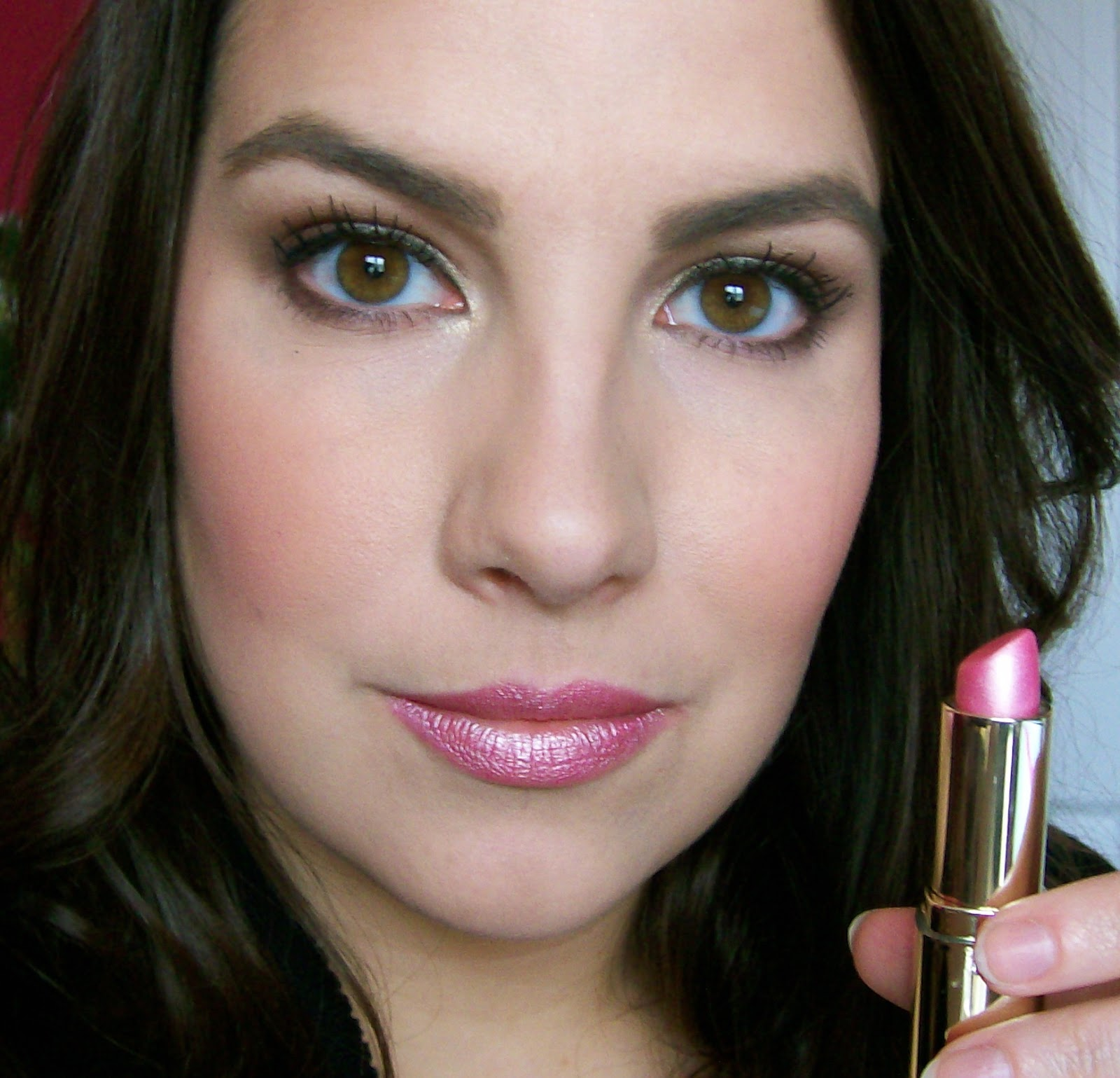 How to frosted wear pink lipstick best photo
