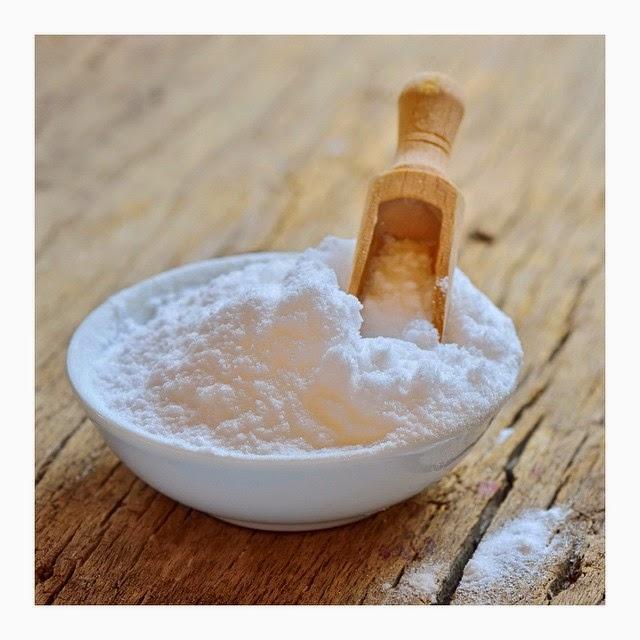 PUUR natuur Baking Soda  Natriumbicarbonaat en azijn