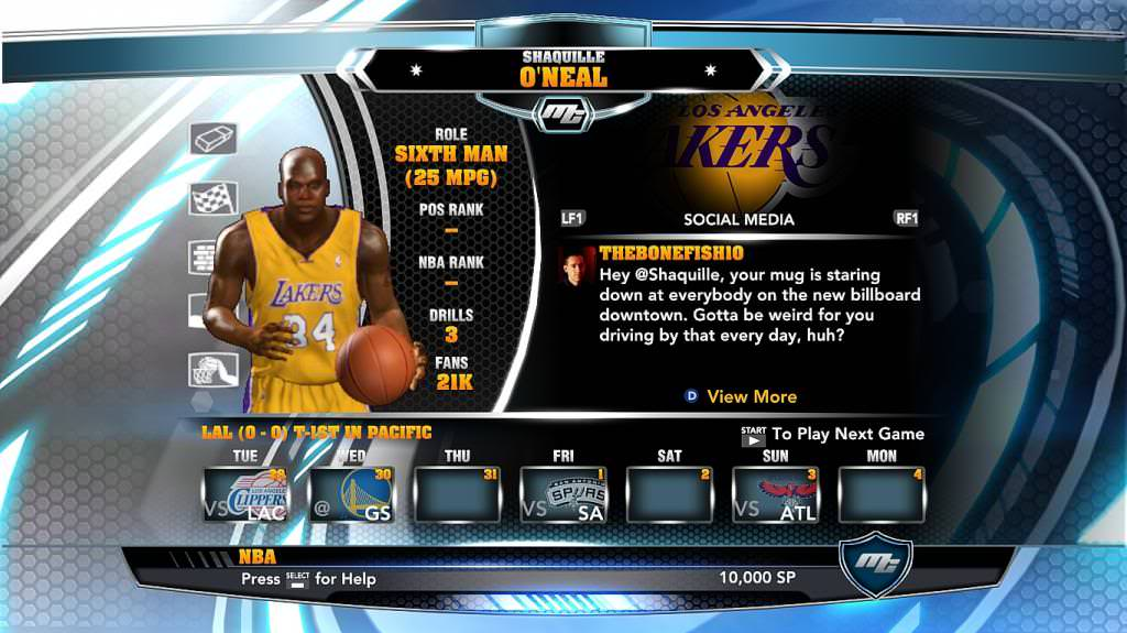 nba 2k14 Shaquille O Neal legend mycareer patch download hoopsvilla