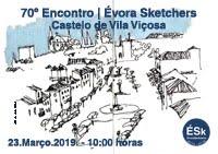 70º Encontro ÉSk | Castelo de Vila Viçosa