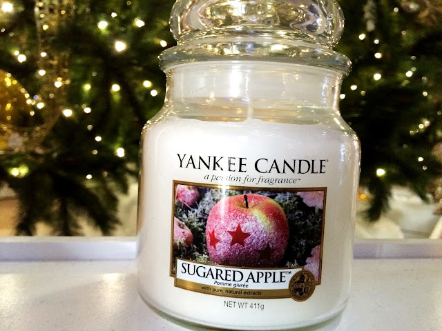 Avis Sugared Apple Yankee Candle