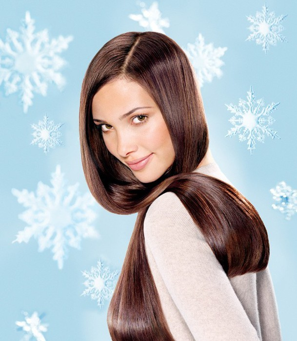 Уход за волосами зимой Совет 4: Полноценное питание необходимо не только волосам, но и Вам самим...