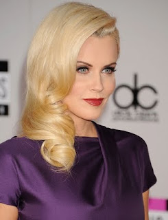 Holiday Hairstyles, Celebrities Holiday Hairstyles, Jenny McCarthy