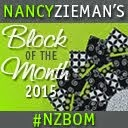 Nancy Zieman's 2015 Adventure Quilt