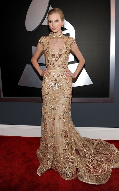 Taylor Swift 2012 GRAMMY Winners