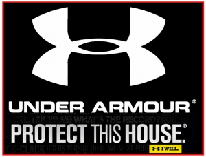 Under Armour Protect This House Poster Public Christianity: P...