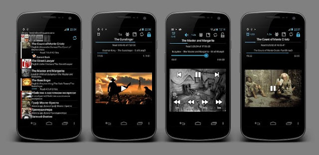 Smart AudioBook Player v1.9.6 Pro APK