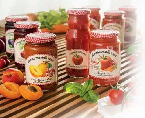 prodotti Conserve Della Nonna